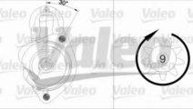Starter AUDI A4 (8D2, B5) (1994 - 2001) VALEO 4556...