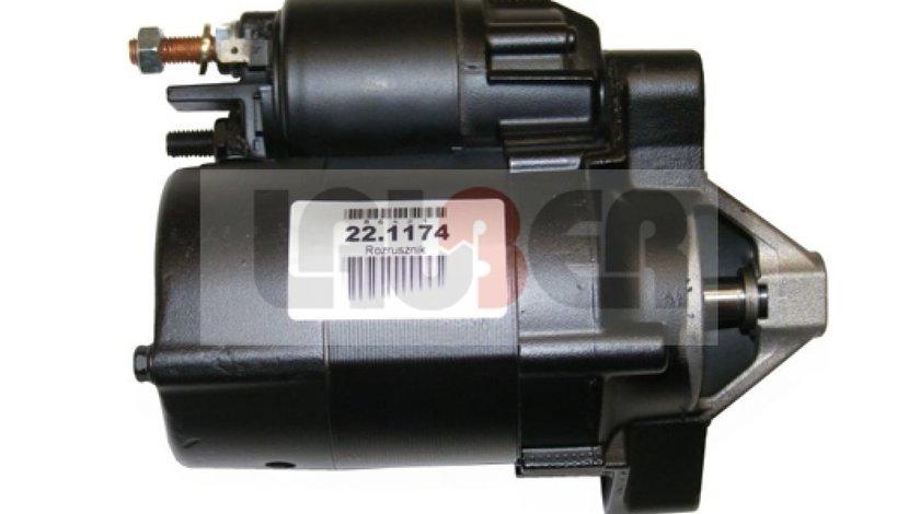 starter RENAULT LAGUNA II (BG0/1_) Producator LAUBER 22.1174