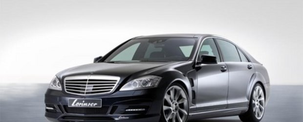 State of the art: Mercedes S-Class by Lorinser