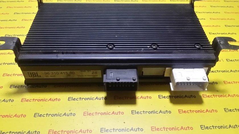Statie amplificator JBL Peugeot 607 9631041580, 96 310 415 80 (6WK5)