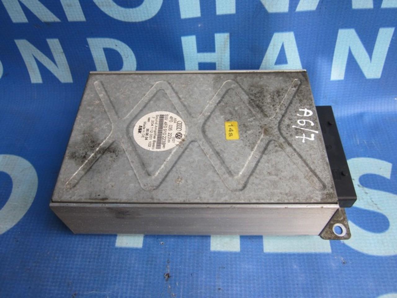 Statie audio-auto Audi A6 C6; 4F0035223