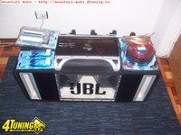 STATIE JBL GTO 74 5 SUBFOOFER GTO 1024 BP D