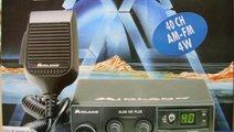 STATIE RADIO ALAN 100 PLUS B 4W AM si FM de la MID...