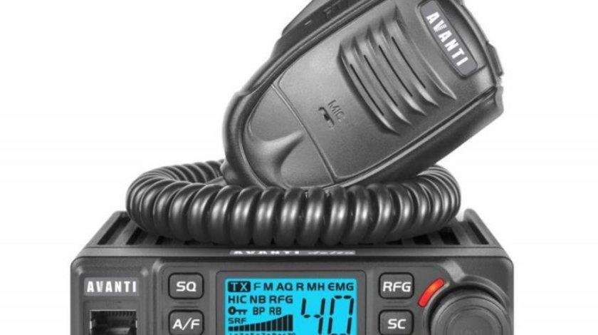 Statie radio CB Avanti DELTA 12-24V VistaCar