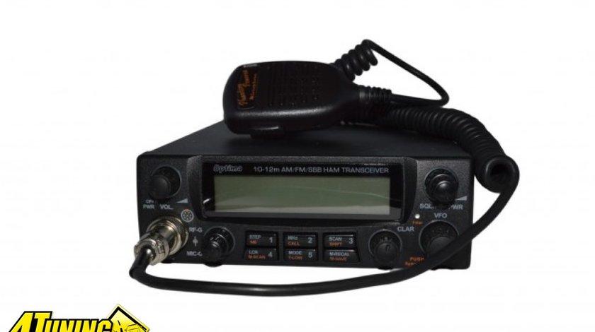 Statie radio CB PNI Optima destinata pentru radio amatori sau cunoscatori 50 watt pentru export