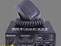 Statie radio CB Storm Discovery II 5W