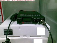 Statie radio CB Storm Matrix 8W