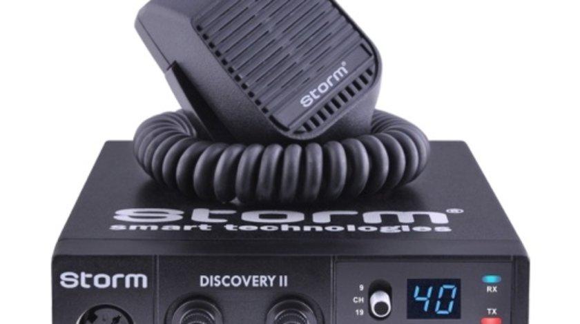 Statie Radio Storm Discovery 2017 HL VistaCar