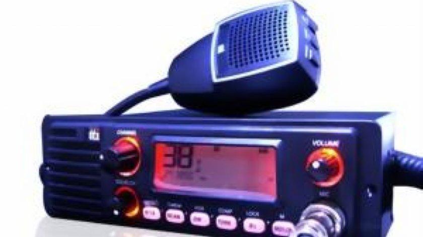Statie Radio Tti Tcb 1100 10 Watt Cu Vox Si Difuzor Frontal 599 Lei