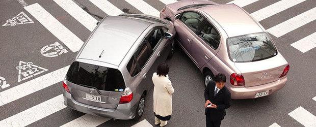 Statistica: 11% dintre masinile din Romania circula fara RCA