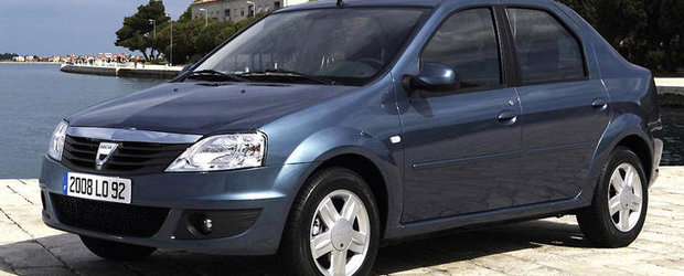 Statistica: Numarul inmatricularilor Dacia in Franta s-a dublat in luna iulie