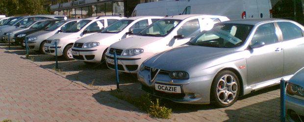Statistica: Piata auto locala a scazut cu aproape 10% in primele 8 luni ale anului