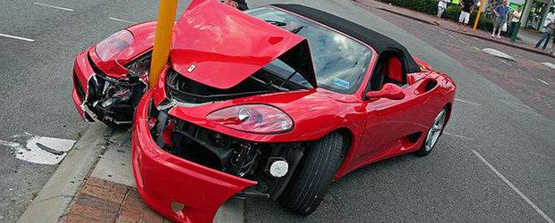 Statistici 2011: Numarul deceselor in accidente auto a scazut in Romania cu 15%