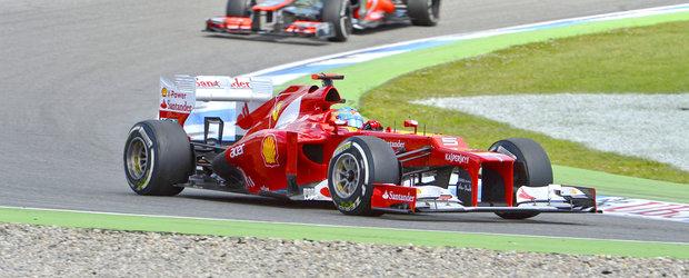 Statisticile anvelopelor Pirelli in sezonul 2012 de Formula 1