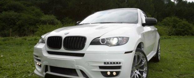 Status Design SD F16 - Tunning pentru BMW X6