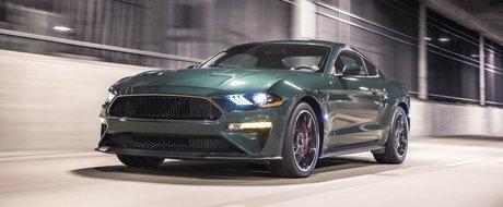 Steve McQueen ar fi mandru de el. Ford lanseaza noul Mustang Bullit cu 475 de cai si cutie manuala