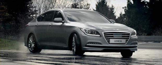 Stiai ca noul Hyundai Genesis se lauda cu un sasiu setat de inginerii Lotus?