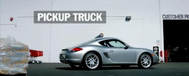 Stiai ca... Porsche este masina perfecta pentru orice misiune?