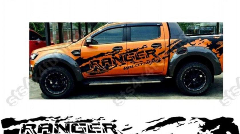 STICKERE AUTO FORD RANGER T6/T7/T8 2012-2020 [V1]