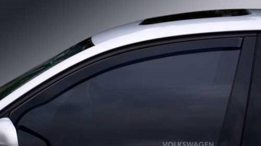 Stickere geam ETCHED GLASS - VOLKSWAGEN (set 2 buc.) Modern Tuning