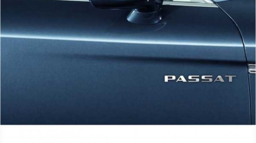 Stickere laterale CHROME - PASSAT (set 2 buc.) Modern Tuning