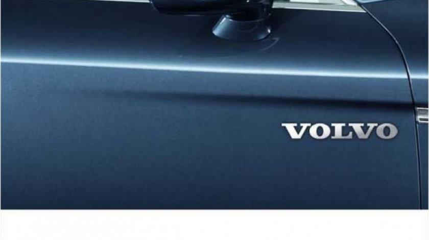 Stickere laterale CHROME - VOLVO (set 2 buc.) Modern Tuning