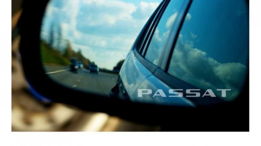 Stickere oglinda ETCHED GLASS - PASSAT (set 3 buc.) Modern Tuning