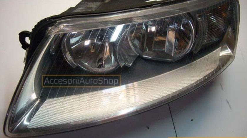 Sticla far Audi A6 C6 4F 2004 +