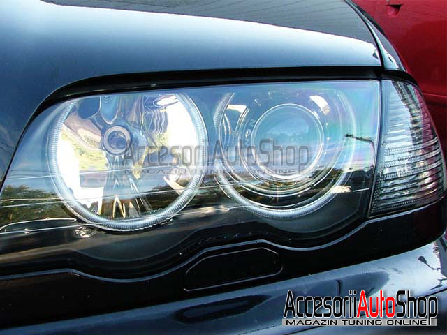 Sticla far BMW E46 1998-2001