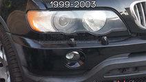 Sticla far BMW X5 E53 1999-2003