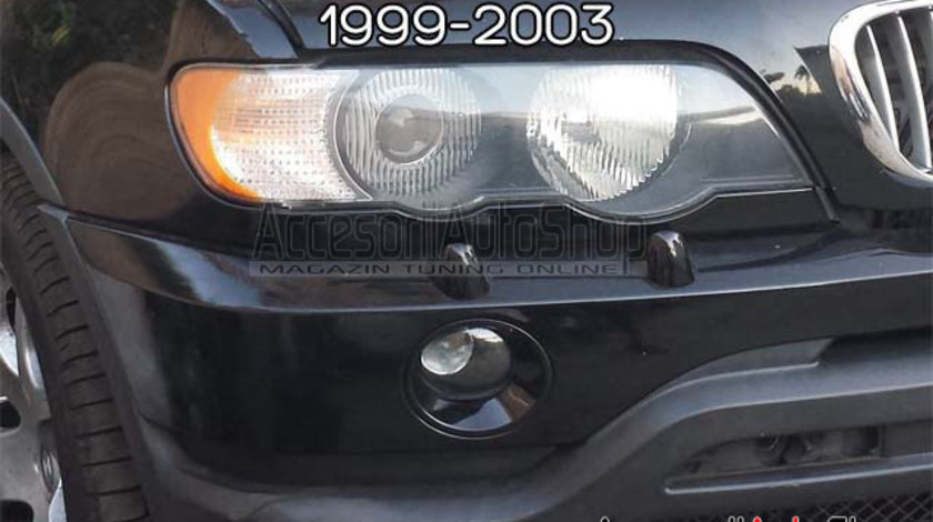 Sticla far BMW X5 E53 1999-2003