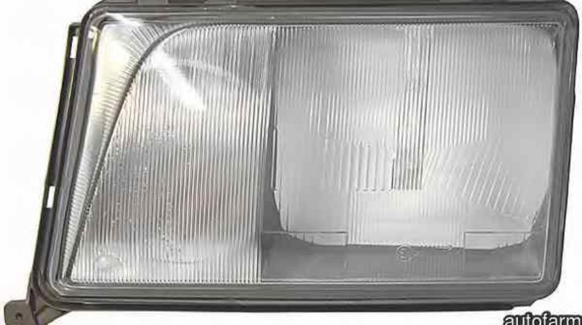 sticla far MERCEDES-BENZ E-CLASS cupe C124 HELLA 9AH 144 816-021