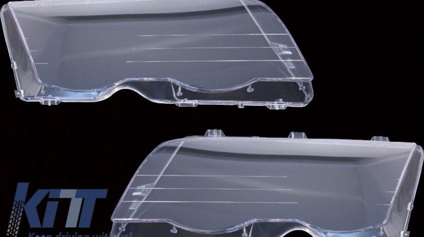Sticla faruri BMW E46 250 lei