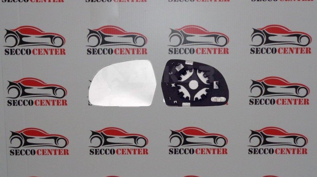Sticla oglinda AUDI A4 B8 2007 2008 2009 2010 2011 2012 stanga