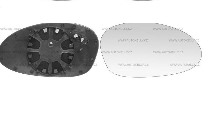 Sticla oglinda BMW seria 1 E81/E87 04- / E90 05-08