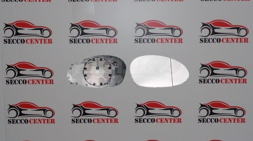 Sticla oglinda BMW Seria 1 E87 E81 dreapta 1