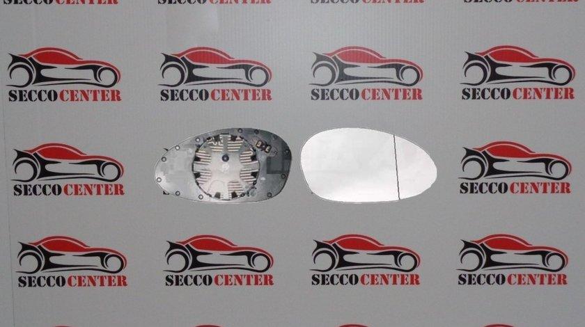 Sticla oglinda BMW Seria 3 E90 2005 2006 2007 2008 2009 dreapta 2