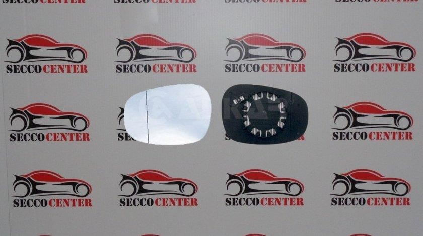 Sticla oglinda BMW Seria 3 E90 2009 2010 2011 stanga