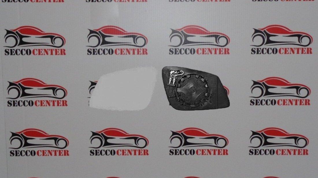 Sticla oglinda BMW Seria 3 F30 2011 2012 2013 2014 stanga