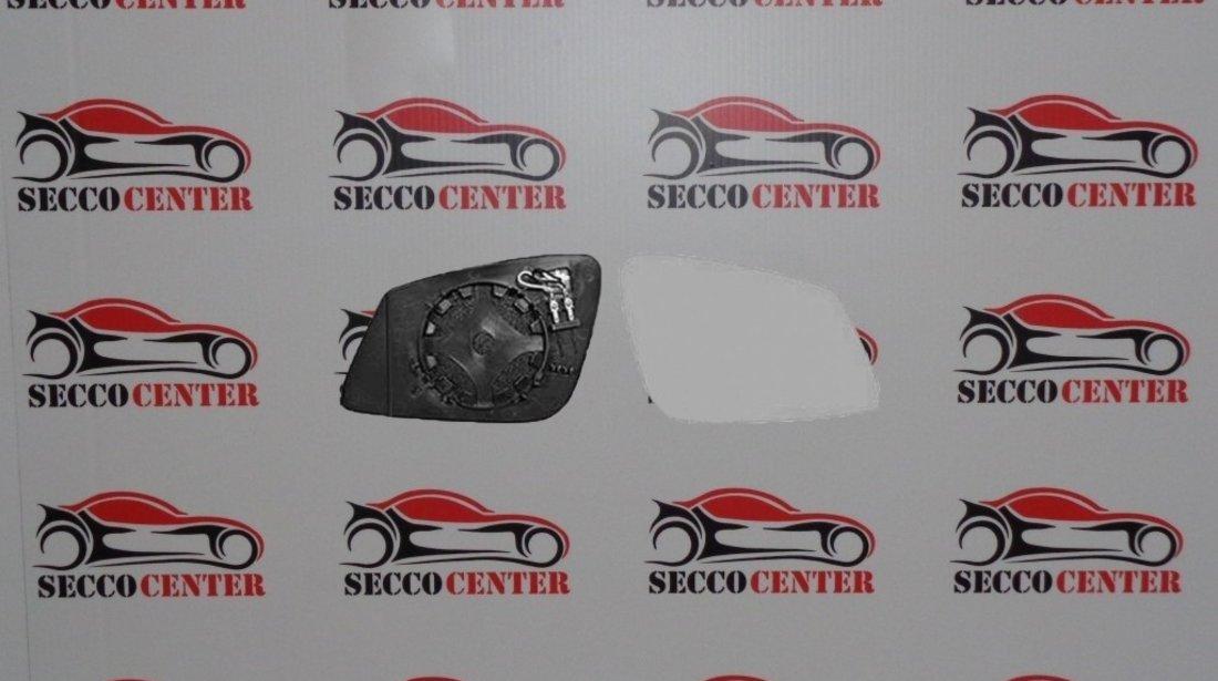 Sticla oglinda BMW Seria 3 F30 2011 2012 2013 2014 dreapta