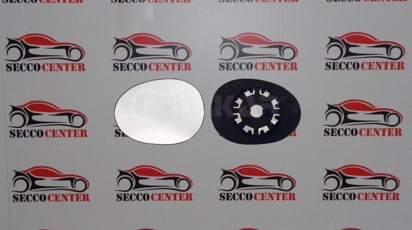 Sticla oglinda Citroen C1 2005 2006 2007 2008 stanga