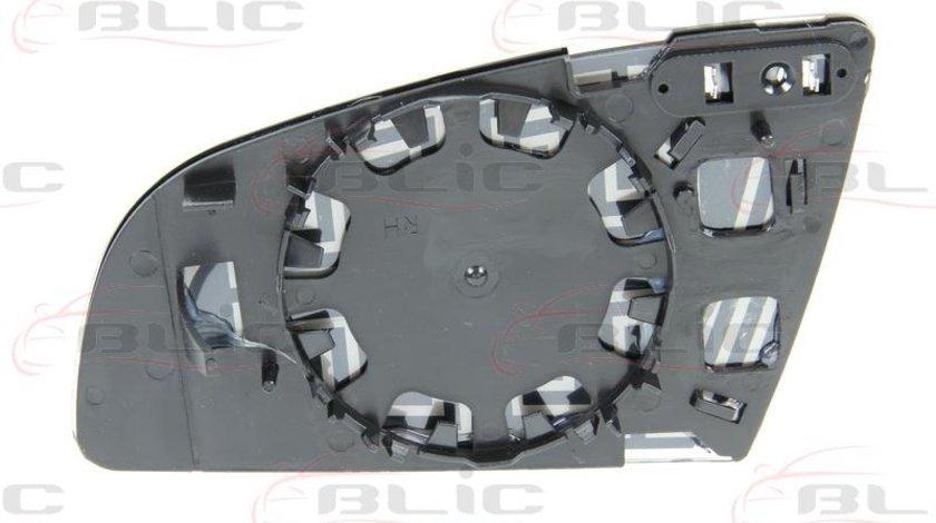 Sticla oglinda dreapta AUDI A4(8E2B6) producator:BLIC