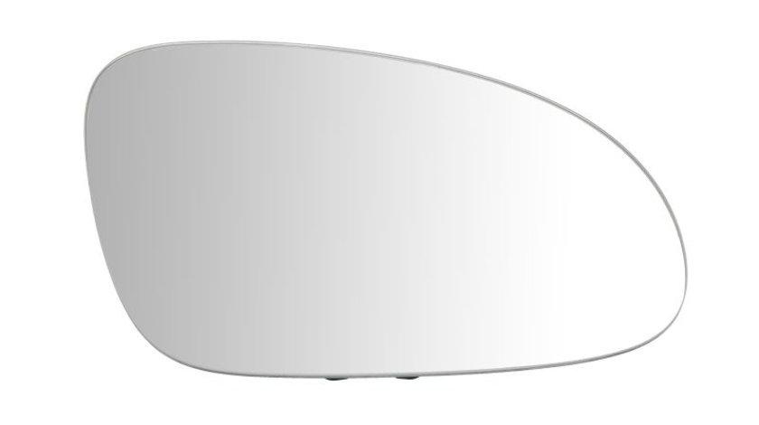 Sticla oglinda dreapta cu incalzire VW GOLF, JETTA, PASSAT dupa 2005