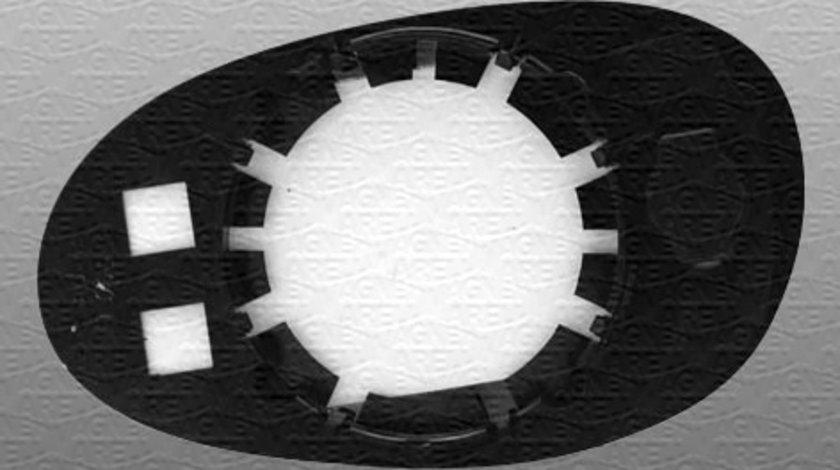 Sticla oglinda dreapta SMART FORTWO, ROADSTER 1998-2007