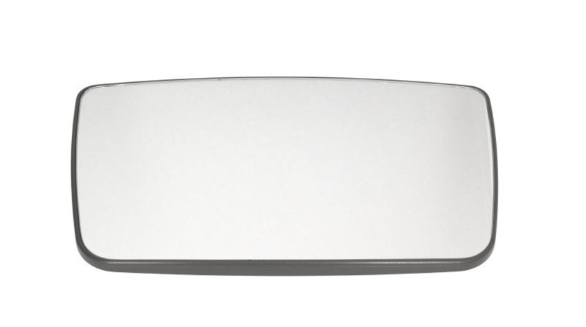 Sticla oglinda exterioara inferior stanga dreapta DAF LF; RVI MIDLUM 1818, PREMIUM DISTRIBUTION, KERAX; VOLVO FL, FE dupa 2006