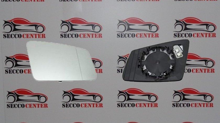 Sticla oglinda Mercedes C Class W204 Coupe 2011 2012 2013 2014 2015 dreapta