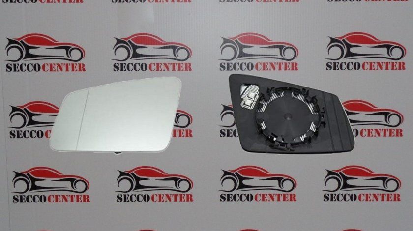 Sticla oglinda Mercedes C Class W204 Coupe 2011 2012 2013 2014 2015 stanga