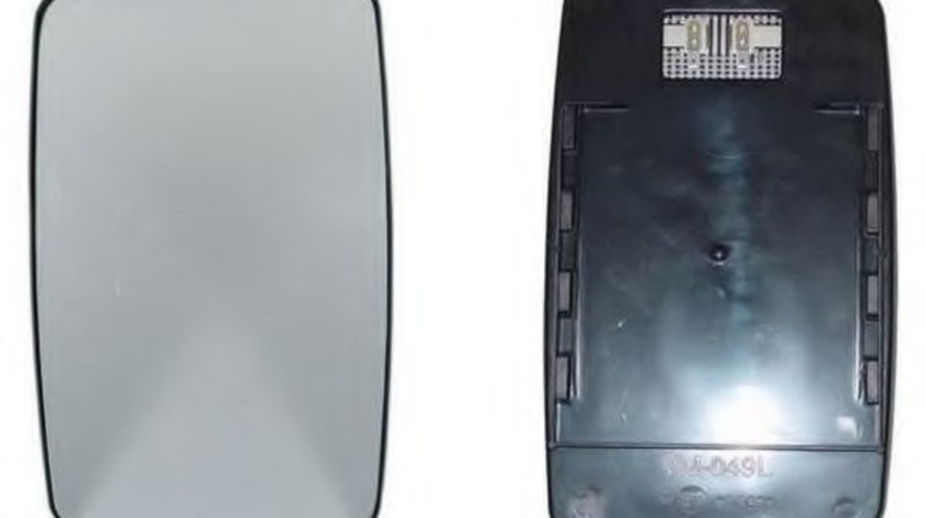 Sticla oglinda Mercedes Sprinter 1995-2006 Volkswagen LT 1996-2005 sticla crom oglinda convexa Stanga