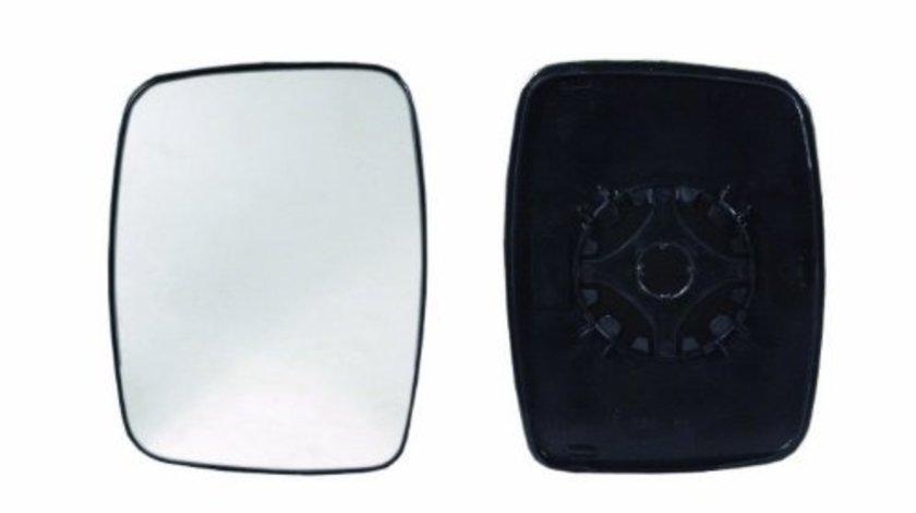 Sticla oglinda Mercedes Vito (W638) 02.1996-01.2003 partea stanga si dreapta BestAutoVest crom convex cu incalzire