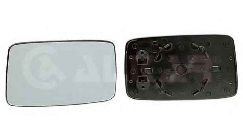 Sticla oglinda, oglinda retrovizoare exterioara VW VENTO (1H2) (1991 - 1998) ALKAR 6451125 produs NOU